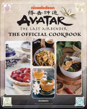 Avatar Last Airbender Cookbook HC (Hardcover)