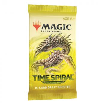Magic the Gathering TCG Time Spiral Remastered Draft Booster