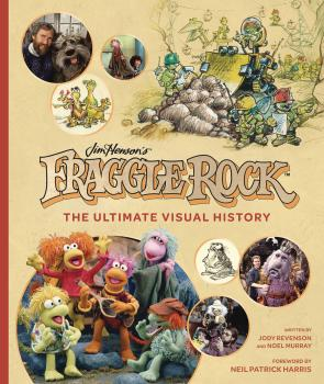 Fraggle Rock Ultimate Visual History HC