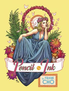 Frank Cho Pencil And Ink HC (MR)