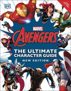 Marvel Avengers Ultimate Character Guide New Edition