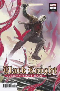 BLACK KNIGHT CURSE EBONY BLADE #4 (OF 5) HANS LEGEND 1:25 VAR
