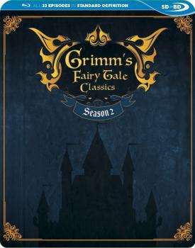 Grimm's Fairy Tale Classics Season 02 Blu-ray