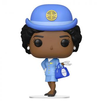 Ad Icons Pop Vinyl Figure - Pan Am Stewardess with Blue Bag