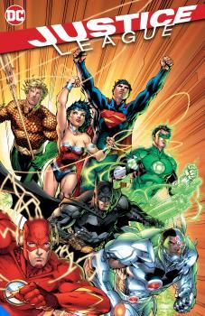 Justice League The New 52 Omnibus Vol 1 (Hardcover)