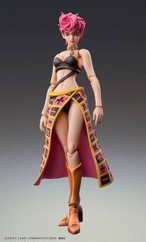JoJo's Bizarre Adventure Part5 Super Action Action Figure - Chozokado (Trish Una)