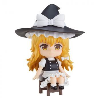 Touhou Project PVC Figure - Nendoroid Swacchao! Marisa Kirisame