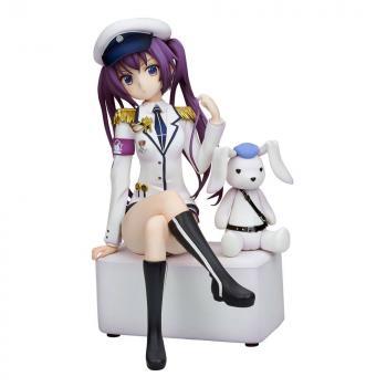 Is the Order a Rabbit PVC Figure - Rize Military uniform Ver. 1/7
