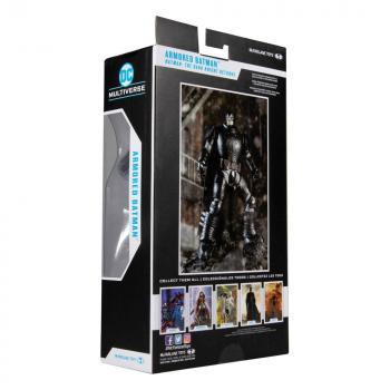 DC Multiverse Action Figure - Armored Batman (The Dark Knight Returns)
