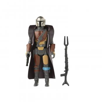 Star Wars The Mandalorian Retro Collection Action Figures - The Mandalorian