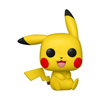 Pokemon Pop Vinyl Figure - Pikachu (Sitting)