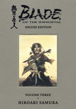 Blade of the Immortal Deluxe Edition vol 03 Manga GN HC