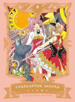 Cardcaptor Sakura Collector's Edition vol 08 GN Manga