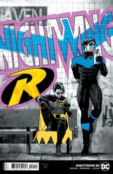 NIGHTWING #81 Second Printing