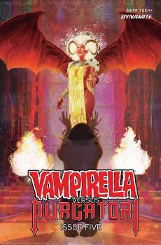 VAMPIRELLA VS PURGATORI #5 CVR L PREMIUM MAINE
