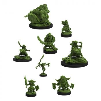 Epic Encounters RPG Board Game Village of the Goblin Chief