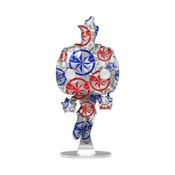 Artist Series Patriotic Age Pop Vinyl Figure - Captain Marvel (Special Edition)