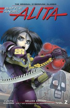 Battle Angel Alita vol 02 GN Manga