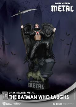 DC Comics D-Stage PVC Diorama - Dark Nights: Metal The Batman Who Laughs