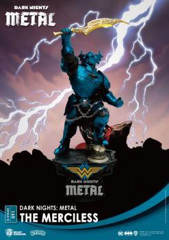DC Comics D-Stage PVC Diorama - Dark Nights: Metal The Merciless