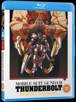 Mobile Suit Gundam Thunderbolt Bandit Flower Blu-Ray UK