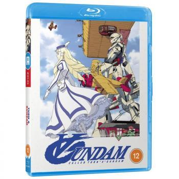 Turn A Gundam vol 01 Blu-Ray UK