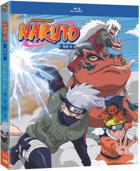 Naruto Set 04 Blu-ray
