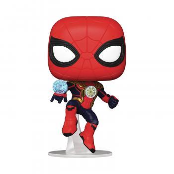 Spider-Man: No Way Home Pop Vinyl Figure - Spider-Man Integrated Suit