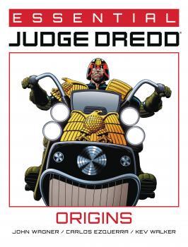 Essential Judge Dredd Origins TP