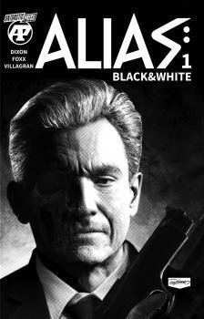 ALIAS BLACK & WHITE #1 (OF 7)