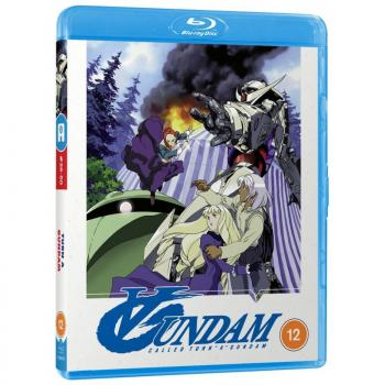 Turn A Gundam vol 02 Blu-Ray UK