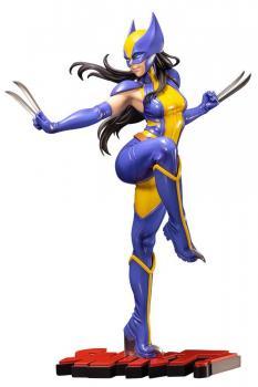 Marvel Bishoujo PVC Figure - Wolverine (Laura Kinney) 1/7
