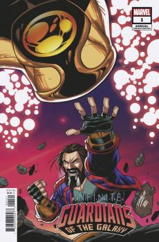 GUARDIANS OF THE GALAXY ANNUAL #1 CONNECTING VAR