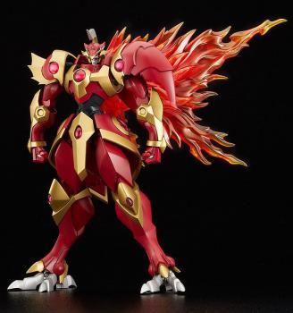 Magic Knight Rayearth Moderoid Plastic Model Kit - Rayearth, the Spirit of Fire