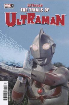 TRIALS OF ULTRAMAN #5 (OF 5) TV PHOTO 1:10 VAR