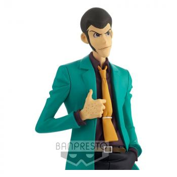 Lupin III Part6 Master Stars Piece PVC Figure - Lupin The Third