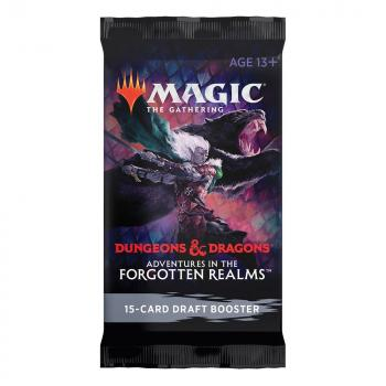Magic the Gathering TCG - D&D Adventures in the Forgotten Realms Draft Booster Display (36) english