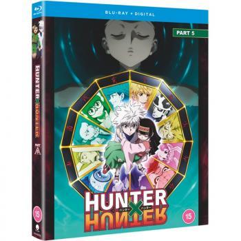 Hunter X Hunter Set 05 Blu-Ray UK