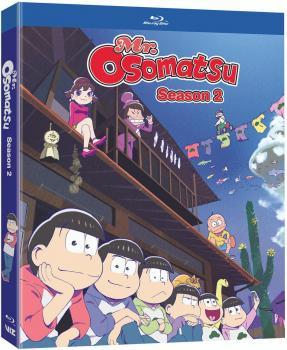 Mr. Osomatsu Season 02 Blu-ray