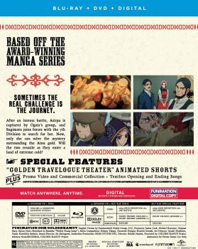 Golden Kamuy Season 03 Blu-ray/DVD