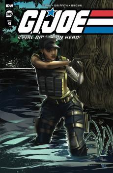 GI JOE A REAL AMERICAN HERO #285 CVR C ANDERSON 1:10 VAR