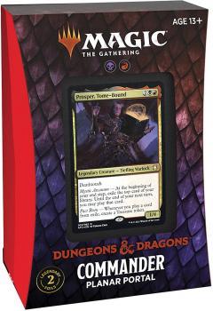 Magic the Gathering TCG - D&D Adventures in the Forgotten Realms Commander Deck Planar Portal