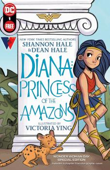 DIANA PRINCESS OF THE AMAZONS WONDER WOMAN DAY SPECIAL EDITION #1 (ONE SHOT)