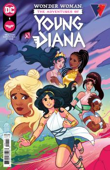 WONDER WOMAN THE ADVENTURES OF YOUNG DIANA SPECIAL #1 (ONE SHOT)