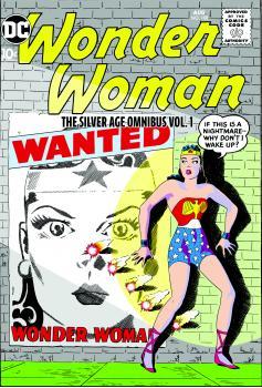 Wonder Woman The Silver Age Omnibus HC Vol 01 (Hardcover)