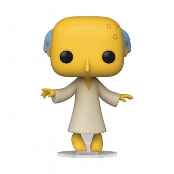 Simpsons Pop Vinyl Figure - Alien Mr Burns (Chase Possible) (Previews Exclusive)