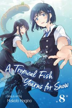 A Tropical Fish Yearns for Snow vol 08 GN Manga