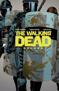 WALKING DEAD DLX #25 CVR B ADLARD & MCCAIG (MR)