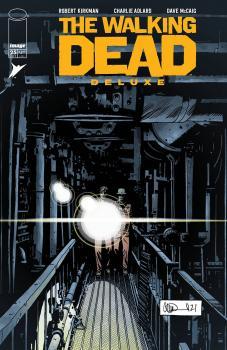 WALKING DEAD DLX #25 CVR C ADLARD (MR)