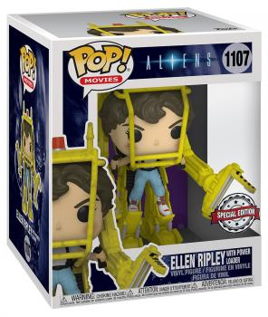Aliens Jumbo Sized Pop Vinyl Figure - Ripley in Power Loader (Special Edition)